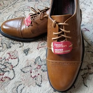 Dexter Brown shoes